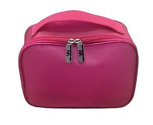 Necessaire Cristal pink neon