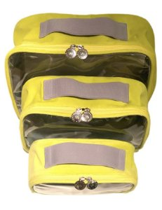 Kit Daslu plush amarelo