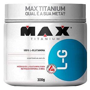 Glutamina Max Titanium L G 300g