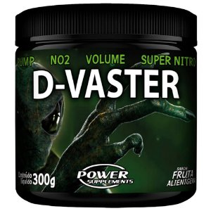 Pre Treino D Vaster Power Supplements 300g