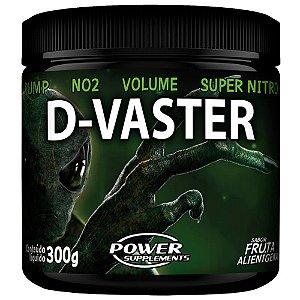 Pre Treino D Vaster Power Supplements 300g
