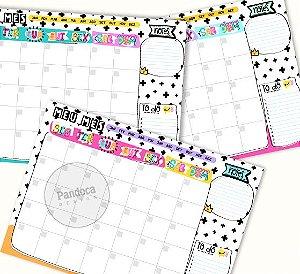 KIT Digital - Planner mensal