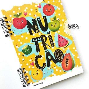 Caderno NUTRIÇÃO