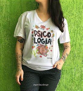 Camiseta PSICOLGIA