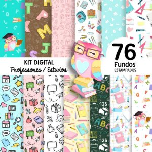 KIT DIGITAL Professores / Estudos