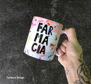 CANECA FARMÁCIA