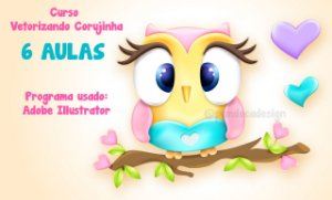 CURSO - Ilustrando a Corujinha