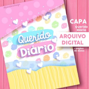KIT DIGITAL - QUERIDO DIÁRIO - CAPA