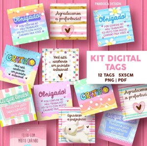 KIT DIGITAL - TAGS
