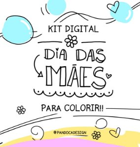 Kit Digital | PARA COLORIR