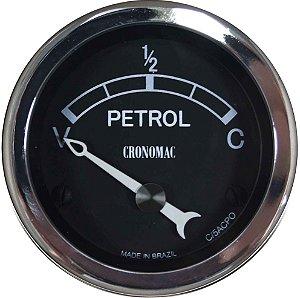 Indicador Nível de Combustível ø52mm 097 Jaguar | Cronomac