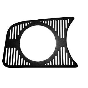 Grade Painel Fusca L.E. 1 Furo 85mm para Contagiro em Metal