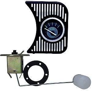 Painel Fusca L.D. Metal c/ Nível de Combustível Verde e Boia Sem Pescador | Cronomac