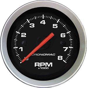 Contagiro 8000RPM ø52mm 2/4/6/8 Cil Sport | Cronomac