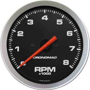 Contagiro 8000RPM ø85mm 2/4/6/8 Cil Sport | Cronomac