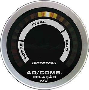 Hallmeter 52mm Faixa Sport | Cronomac