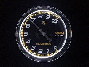 Contagiro 10.000RPM ø100mm 2/4/6/8 Cil Carbono | Cronomac