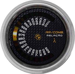 Hallmeter 60mm Carbono | Cronomac