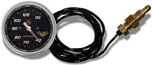 Termômetro Óleo ø60mm Mecânico cabo 1,8m Carbono | Cronomac