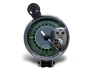 Contagiro 8000RPM ø125mm Monster Fusca Verde | Cronomac