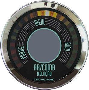 Hallmeter 52mm Fusca Verde | Cronomac