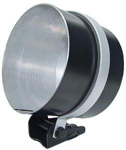 Copo Metal Preto 52mm/60mm/85mm/100mm Cronomac