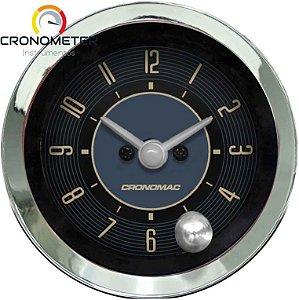 Relógio de Horas ø52mm - VW Bege   Cronomac