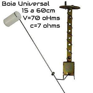Boia Combustível Universal com Ajuste de 15 a 60cm de profundidade