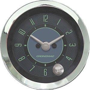 Relógio de Horas ø52mm - VW Verde | Cronomac