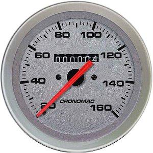 Velocímetro 160km/h ø100mm Racing | Cronomac