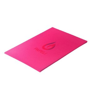 Papel Color Plus - Rosa Pink 180g - A4 - 20 Folhas (Cancun)