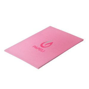 Papel Rosa Chiclete 180G C/ 10 A4