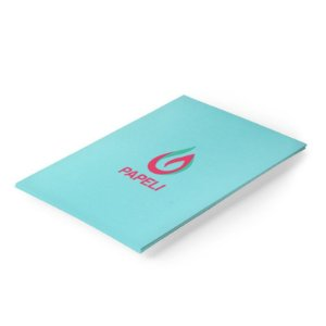 Papel Color Plus - Tiffany - 180g - A4 - 20 Folhas (Aruba)