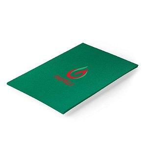 Papel Color Plus - Verde Bandeira 180g - A4 - 20 Folhas (Brasil)