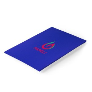 Papel Color Plus - Azul Escuro 180g - A4 - 20 Folhas (Toronto)