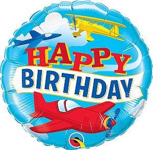 Aviões de Aniversário