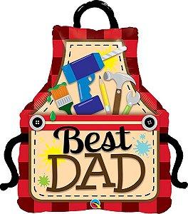 Avental de Melhor Pai