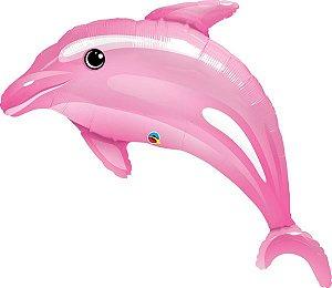 Golfinho Rosa Encantador