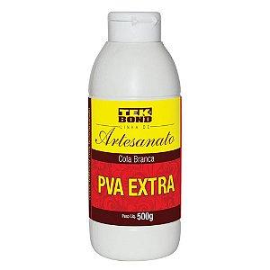 Cola Branca PVA Extra - Tek Bond - 500g
