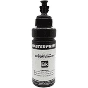 Tinta Similar  Impressora Epson Bulk Ink 100Ml PRETA Masterprint