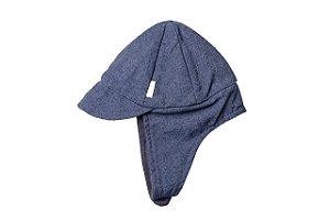 Chapéu Aviador azul
