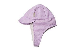 Chapéu Aviador lilás