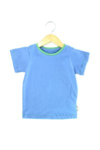 Camiseta Azul basica
