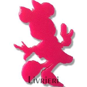Aplique/Pingente/Recorte - Minnie (Corpo) 10 unidades