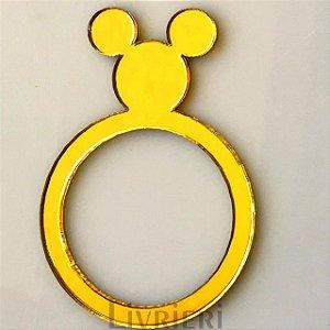 Anel Porta Guardanapos - Mickey