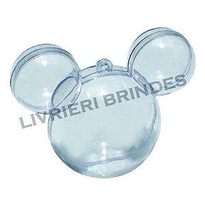 Baleiro Mickey/Minnie Cristais - Pacote com 5