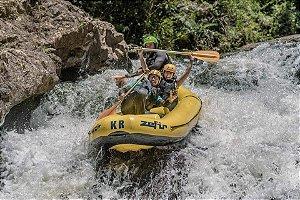 Rafting na Cidade de SP