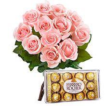 Buque De Rosas Cor De Rosa Bebê