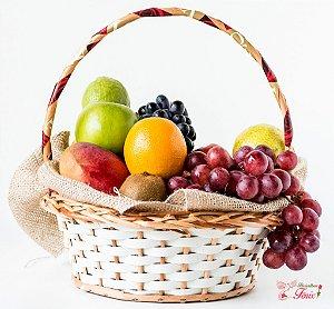 Cesta de frutas Tropicais