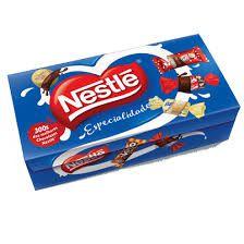 Caixa de Bombons especialidades Nestle 300G